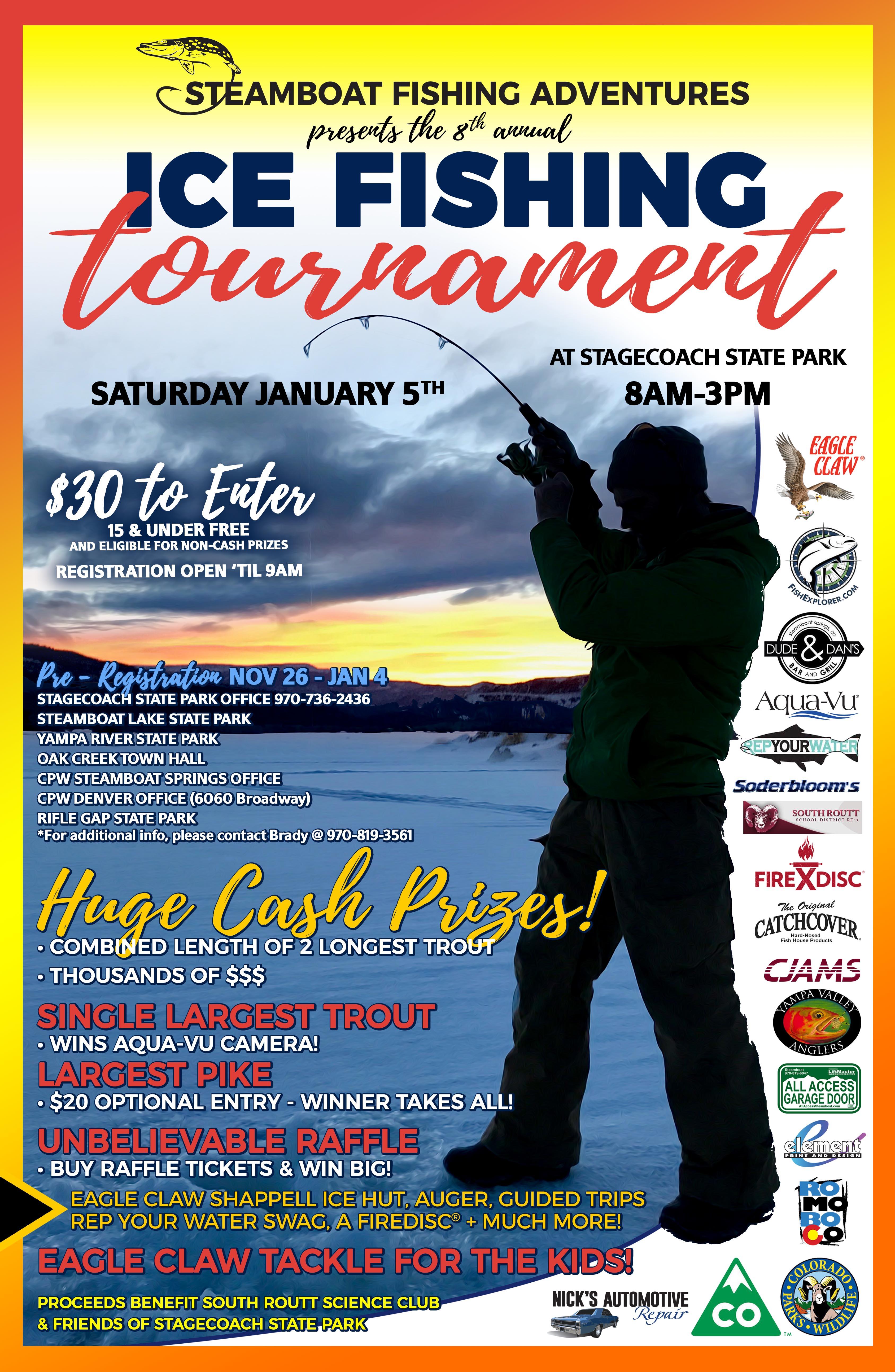 Colorado Fishing Events Calendar - FishExplorer com